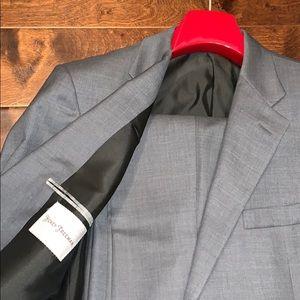 Medium Grey Hickey Freeman Suit